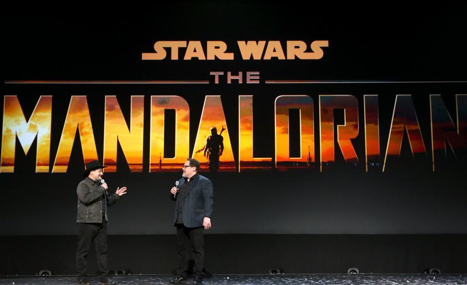 Disney +, The Mandalorian, streaming, streaming wars, Star Wars, Jon Favreau, Dave Filoni, Disney, Pixar.