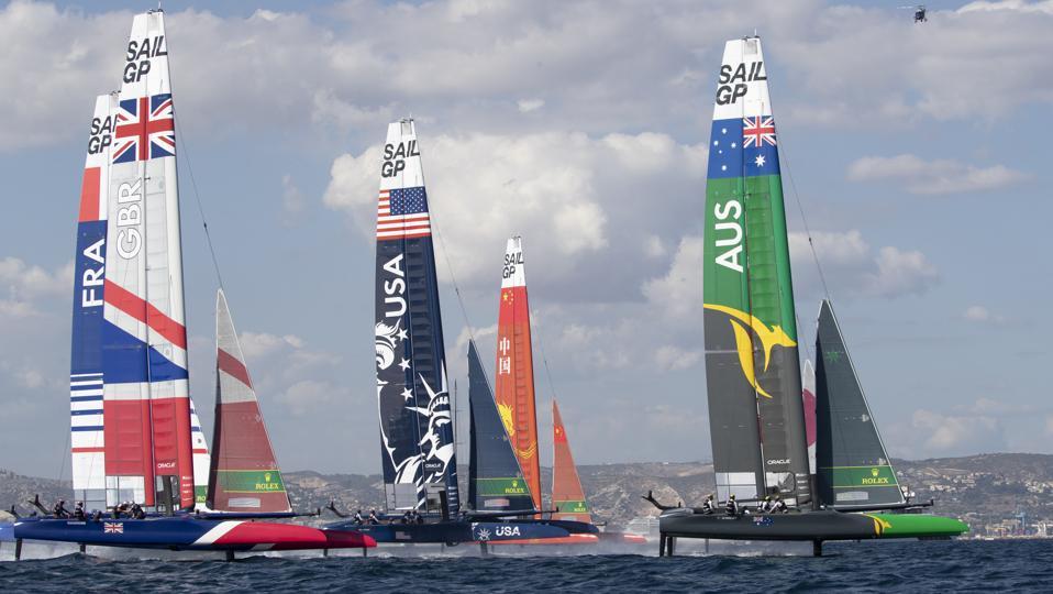 SailGP Event 5 Season 1 Marseille France