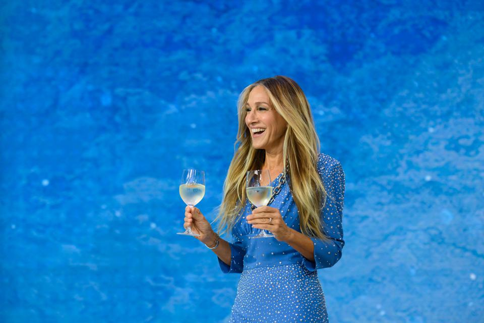 Get Your Company A-List Love; Asia's Top 25 Women In Business; Sarah Jessica Parker Takes On Wine: Your ForbesWomen Updates