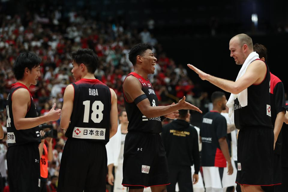 Rui Hachimura, FIBA World Cup Among Factors Boosting The Popularity And Business Of Basketball In Japan