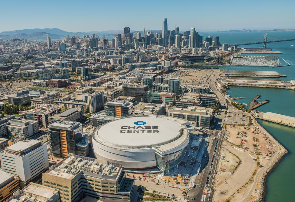 How The Golden State Warriors' Chase Center Got Its Name