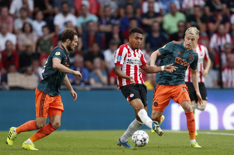 Donyell Malen is Barcelona' top target in the Dutch Eredivisie.