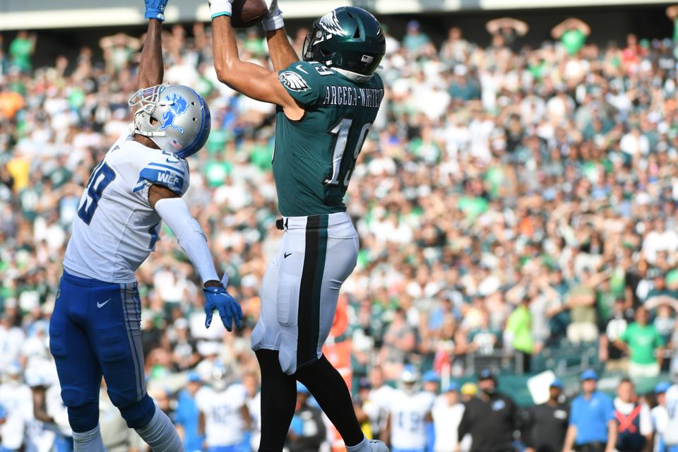 NFL: SEP 22 Lions at Eagles
