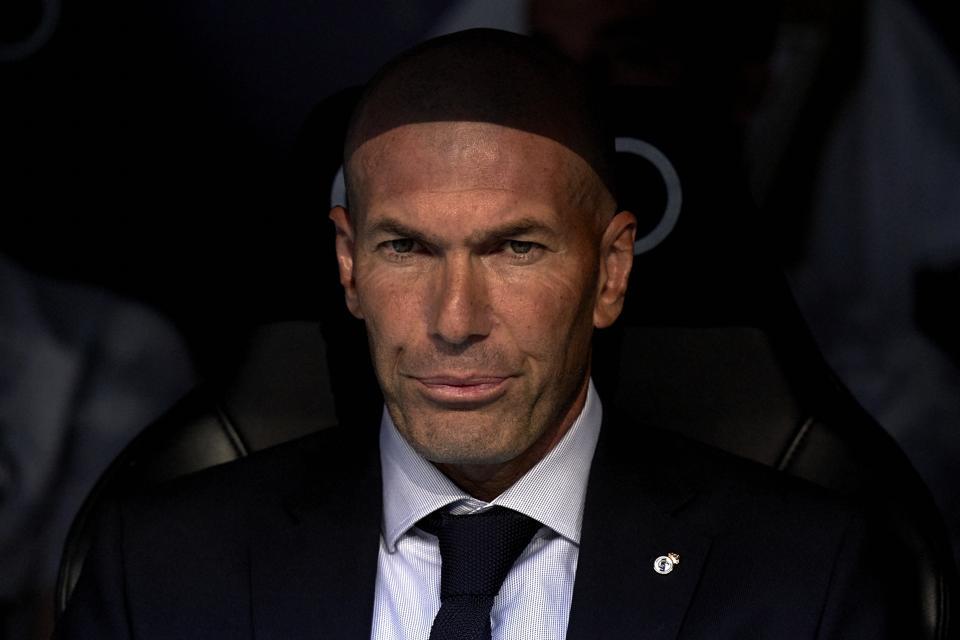 Real Madrid CF / Real Valladolid CF - La Liga