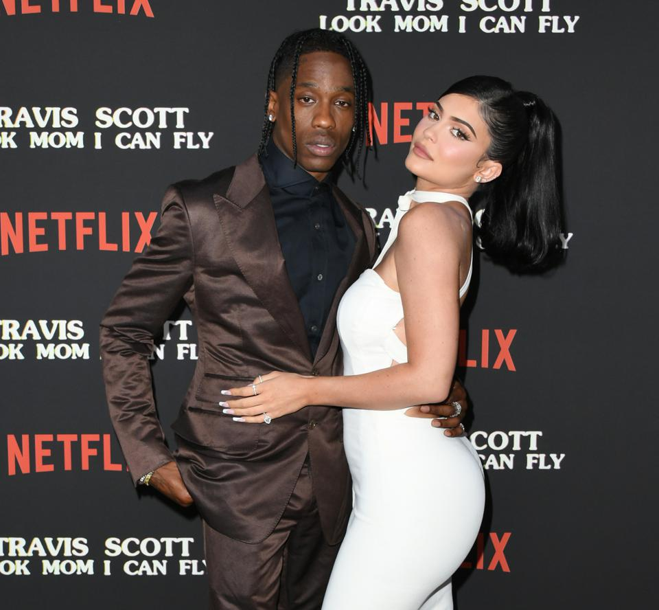 Premiere Of Netflix's ″Travis Scott: Look Mom I Can Fly″ - Arrivals