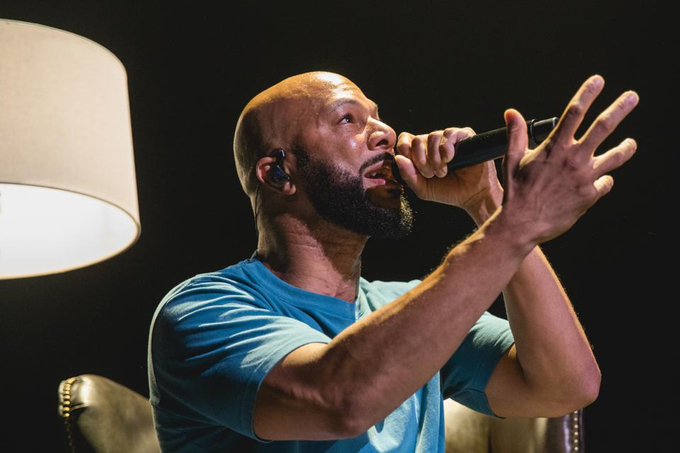 Common Wants To 'Let Love' Be The World's Guiding Force