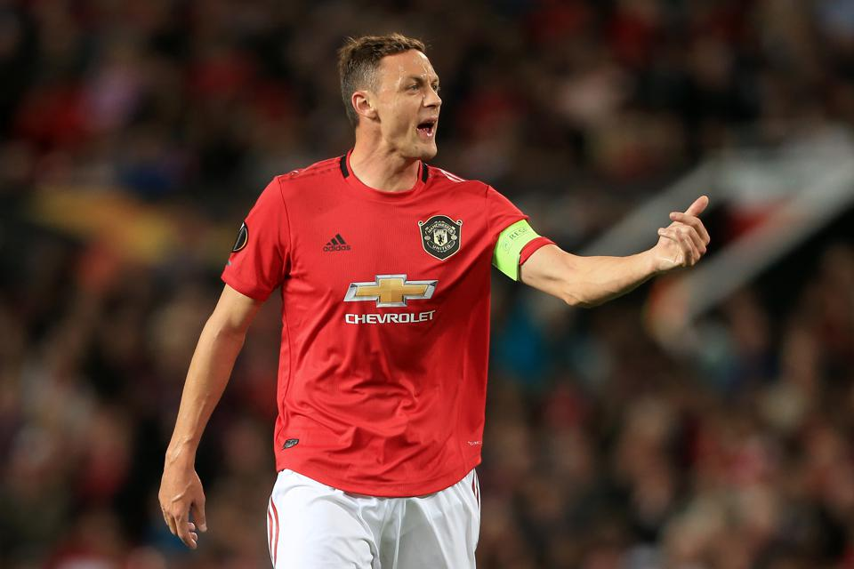 Nemanja Matic Likely To Leave Manchester United In January