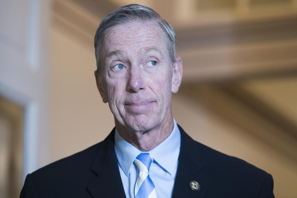 Congressman Stephen Lynch (D-MA), Chair of the FinTech Task Force (Photo By Tom William/CQ-Roll Call, Inc via Getty Images)