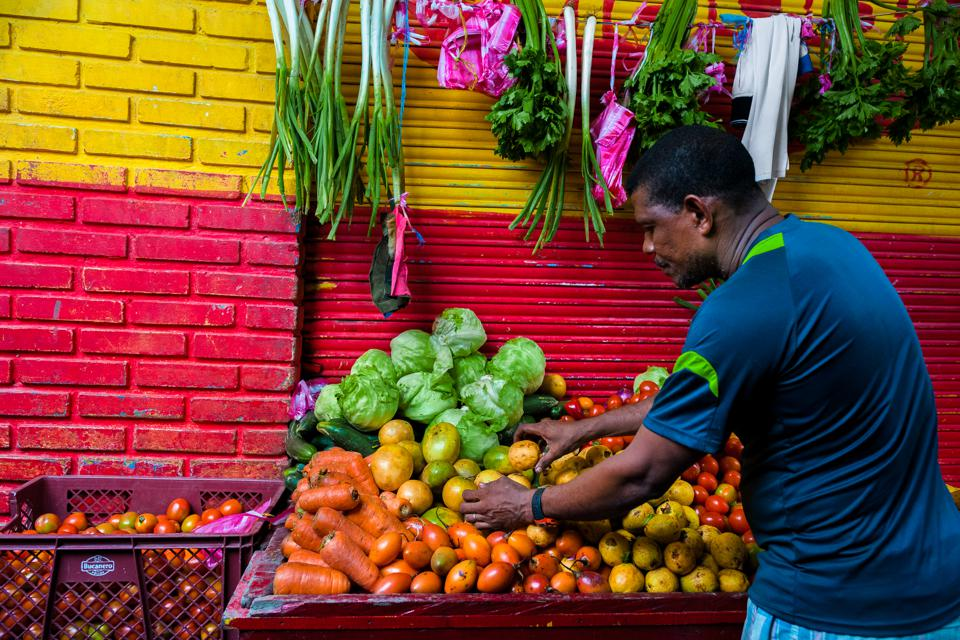 Import substitution of fruits and vegetables would conservatively save the Caribbean at least $33.3 million per year.