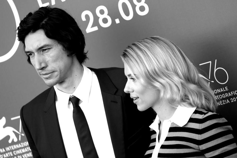 ″Marriage Story″ Photocall - The 76th Venice Film Festival