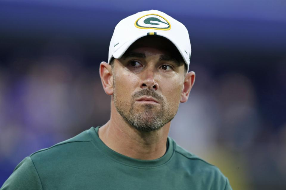 cheap for discount 8dbc3 d2bbe Grading The Green Bay Packers' 2019 Roster