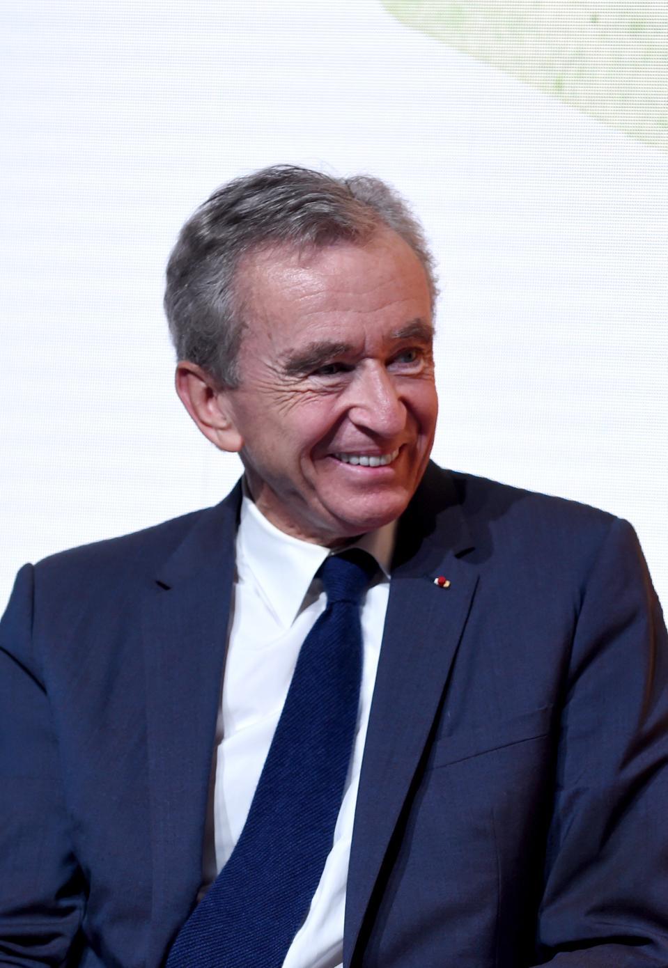 FRANCE-ECONOMY-ENVIRONMENT-LVMH