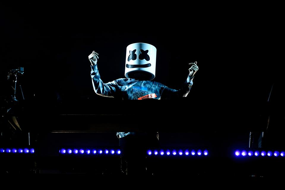 Marshmello And Bastille's 'Happier' Is The First Song To Spend A Full Year At No. 1 On The Dance Chart