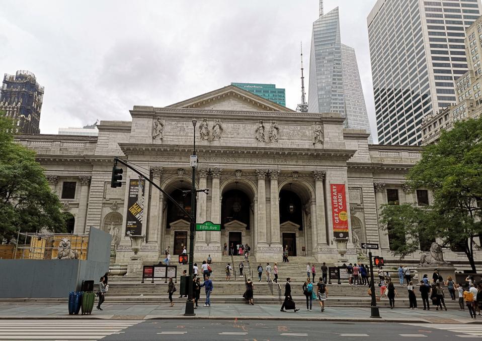 New York - New York Public Library
