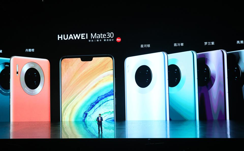 CHINA-SHANGHAI-HUAWEI-NEW PRODUCTS (CN)