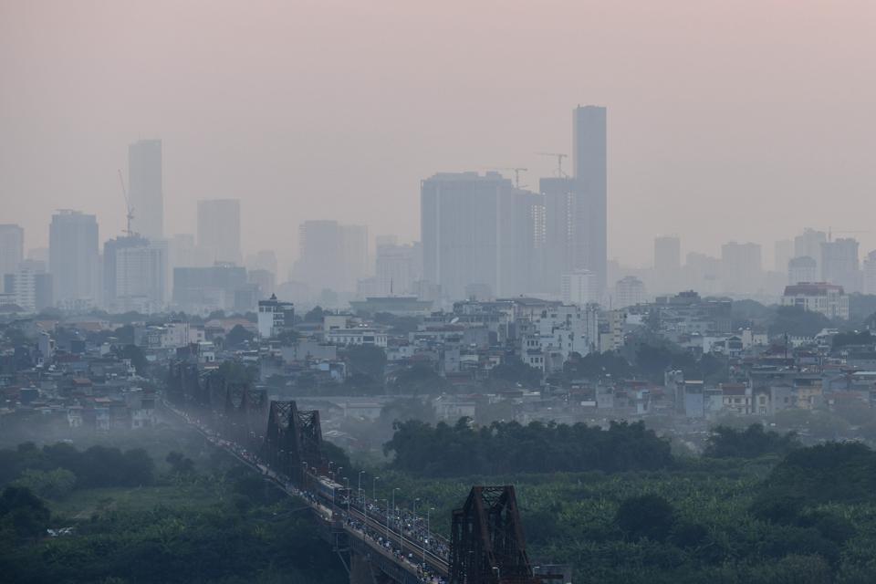 VIETNAM-ENVIRONMENT-POLLUTION-SMOG