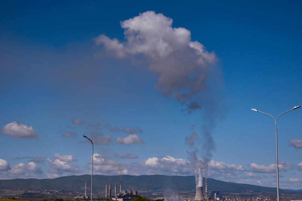 KOSOVO-ENVIRONMENT-POLLUTION