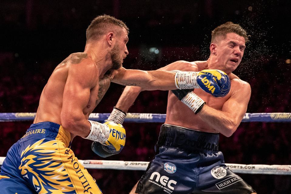 Vasiliy Lomachenko boxing pound for pound list
