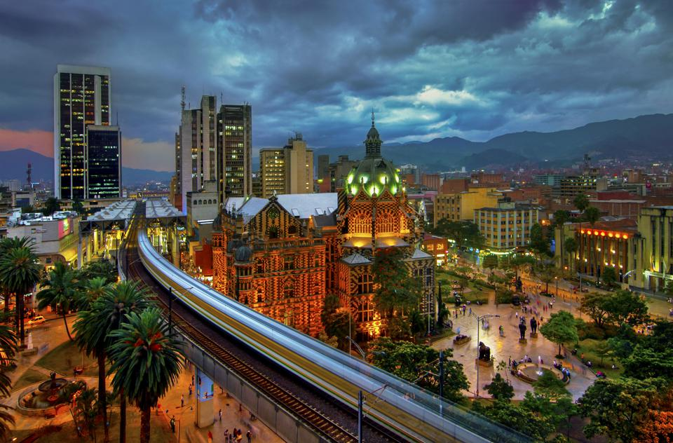 Real estate deals Medellin, Colombia