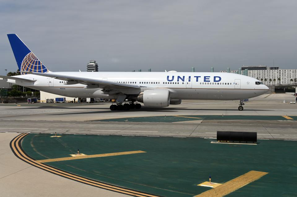United Airlines. It's one of the best airlines to fly this fall.
