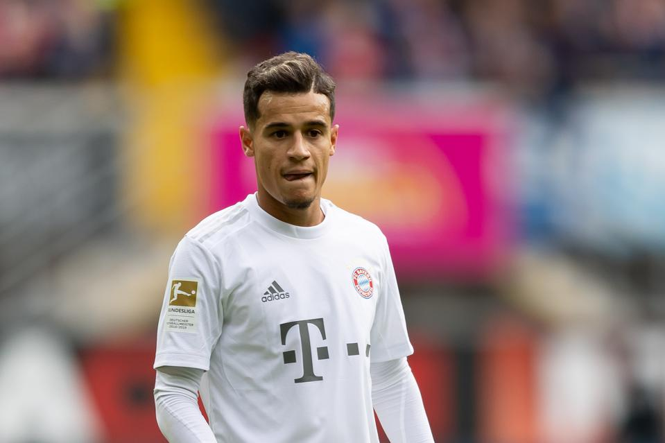 'Magician' Coutinho Reborn At Bayern After Barcelona Nightmare