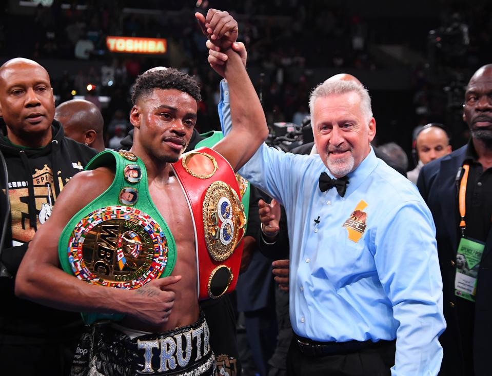 What's Next For Errol Spence After Thrilling Win Over Shawn Porter?