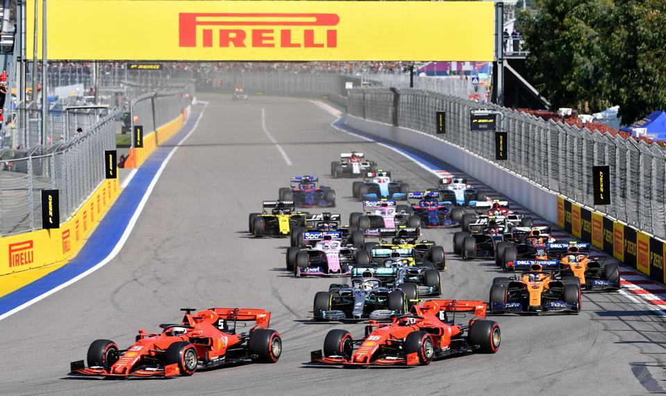 Revealed: F1 Netflix Series Was Streamed In 1 Million UK Homes