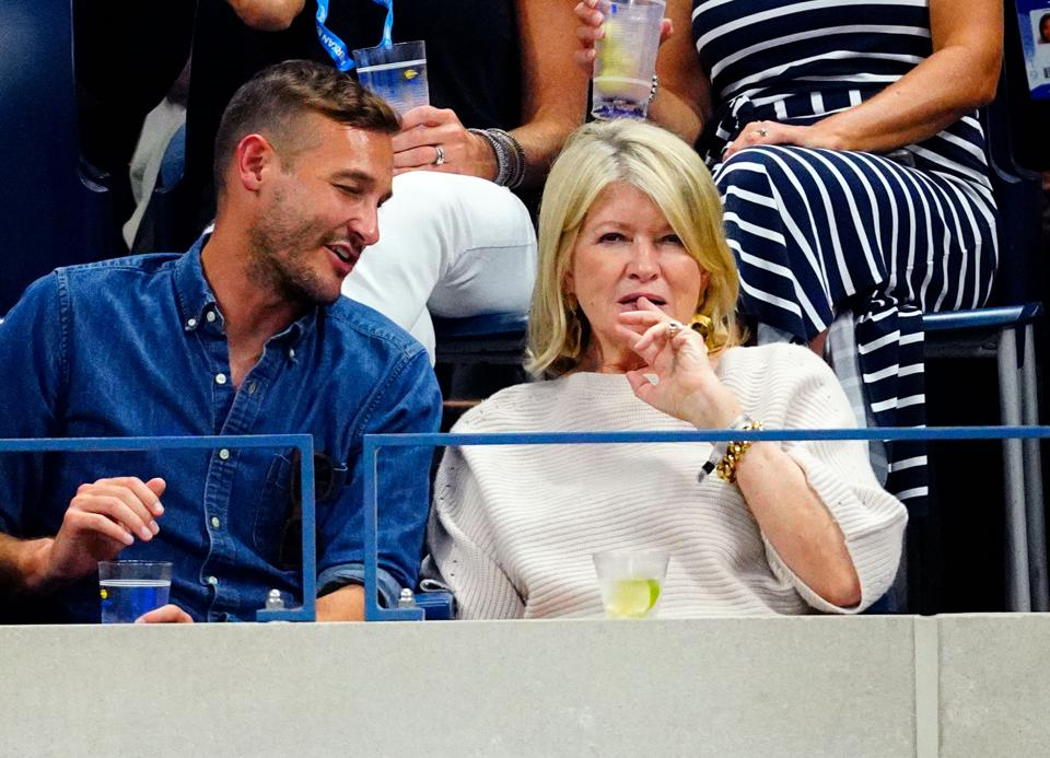 Celebrities Attend The 2019 US Open Tennis Championships - Day 9