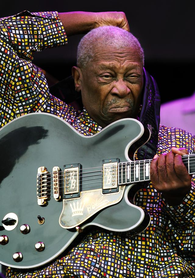 What's Driving The New B.B. King Estate Battle?