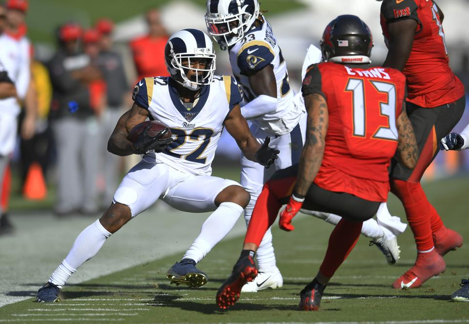 The Ravens Hope Marcus Peters Can Help Their Struggling Secondary