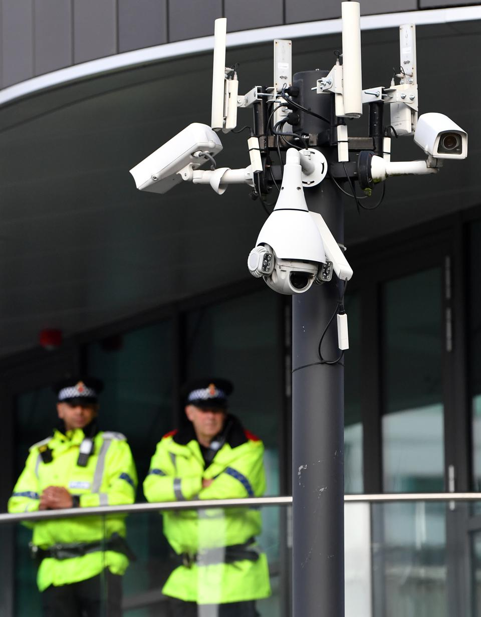 How To Outwit — And Benefit From — The Surveillance State