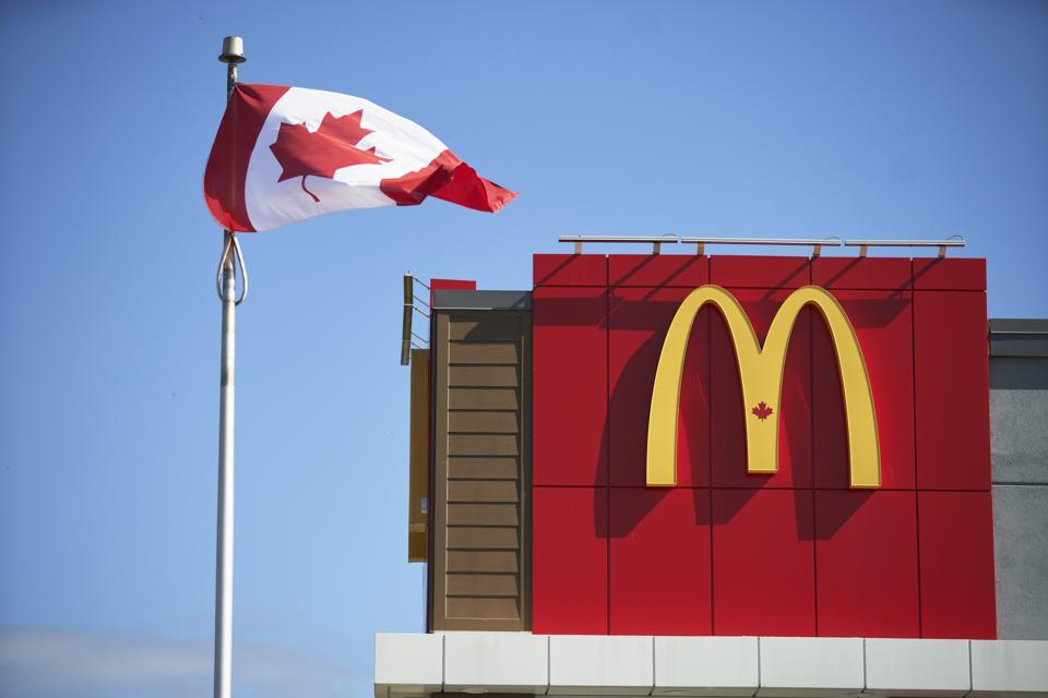 CANADA-FOOD-MCDONALD'S