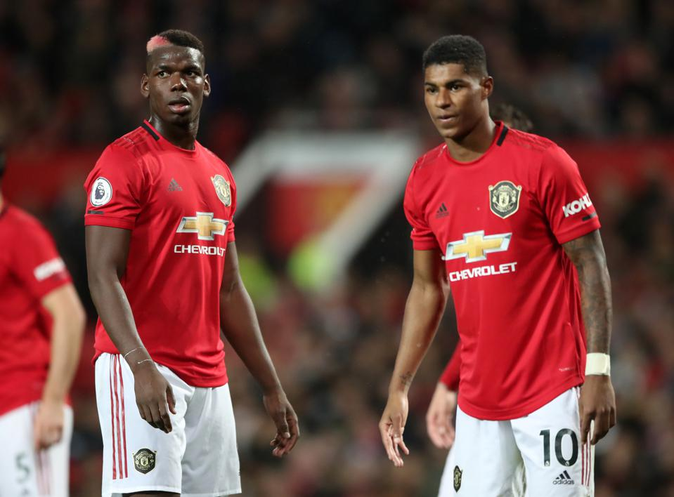 Rashford And Pogba Fit To Return For Manchester United