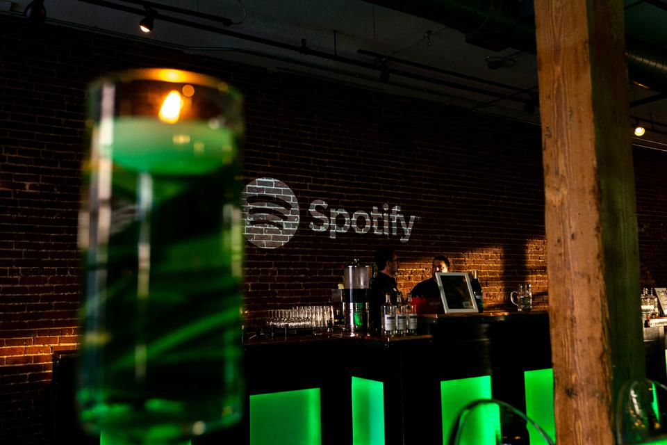 Spotify Honors Jermaine Dupri And Dallas Austin During Dinner At ONE Music Fest