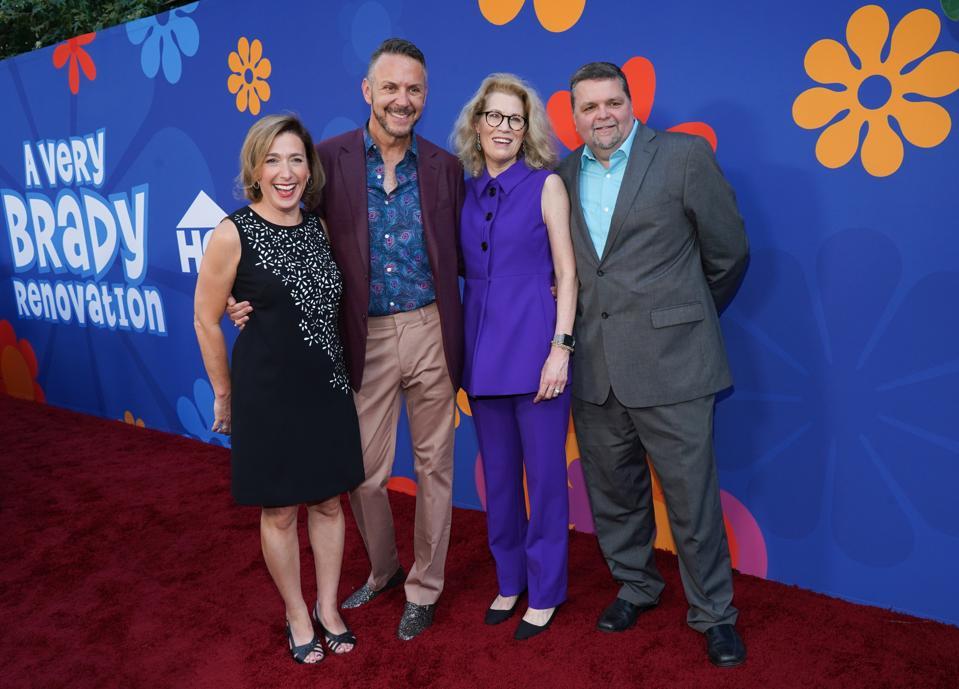 HGTV's 'A Very Brady Renovation' premiere