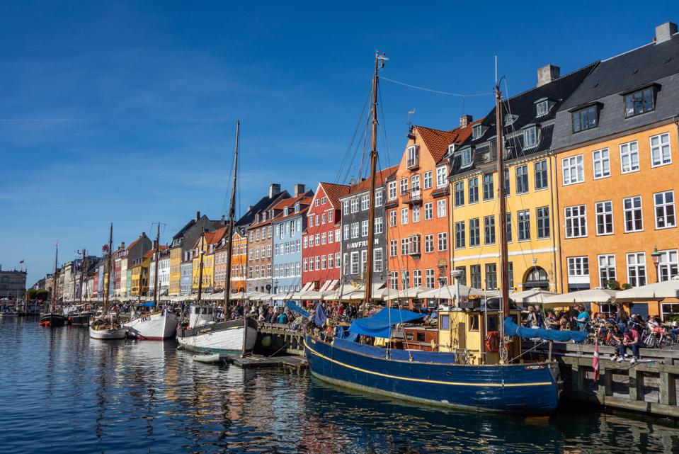 Not just a pretty face: Copenhagen is Europe's fourth startup hub