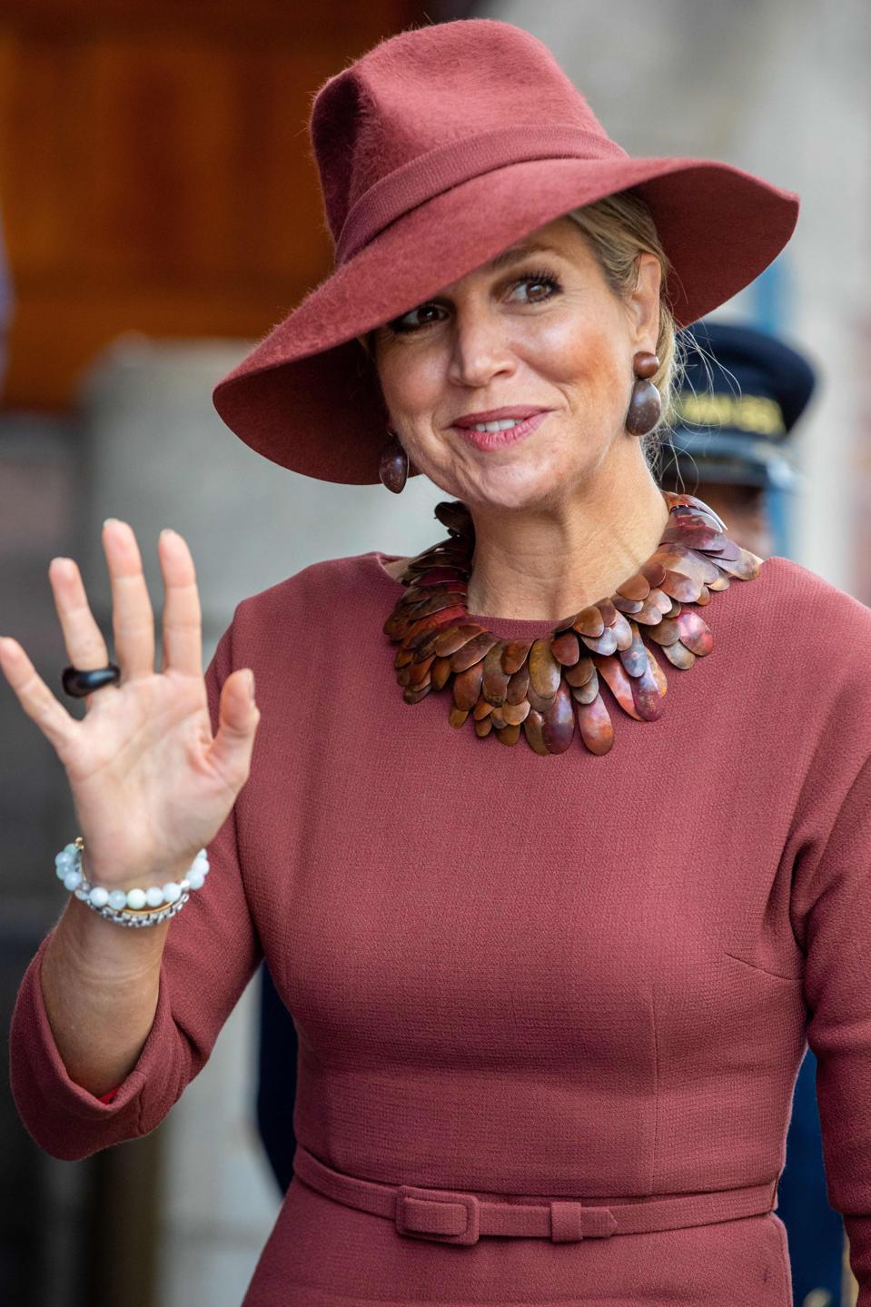 Queen Maxima, Impact Investor