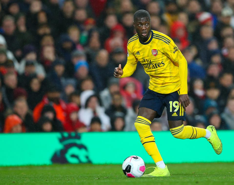 Arsenal's Record Signing Nicolas Pepe Struggles To Settle Down