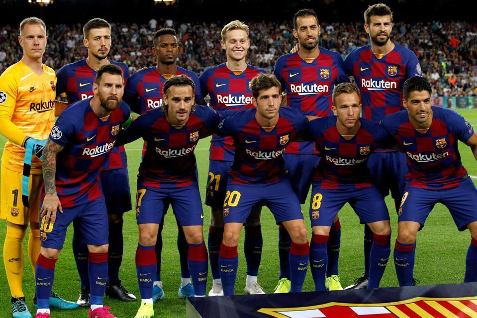 Image result for BARCELONA FC
