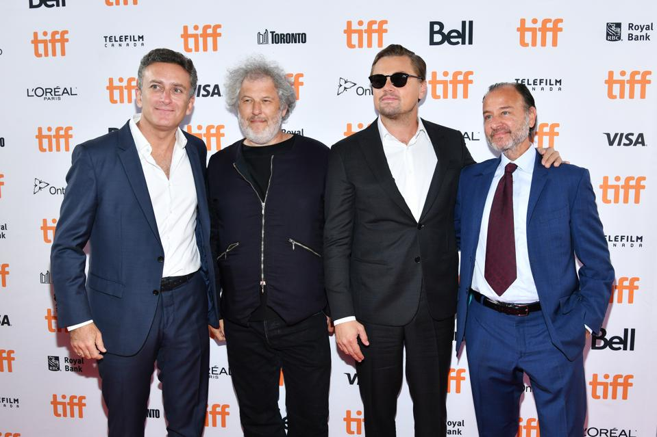 2019 Toronto International Film Festival - ″And We Go Green″ Premiere