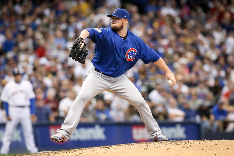Jon Lester Wins On Heart—And So Will