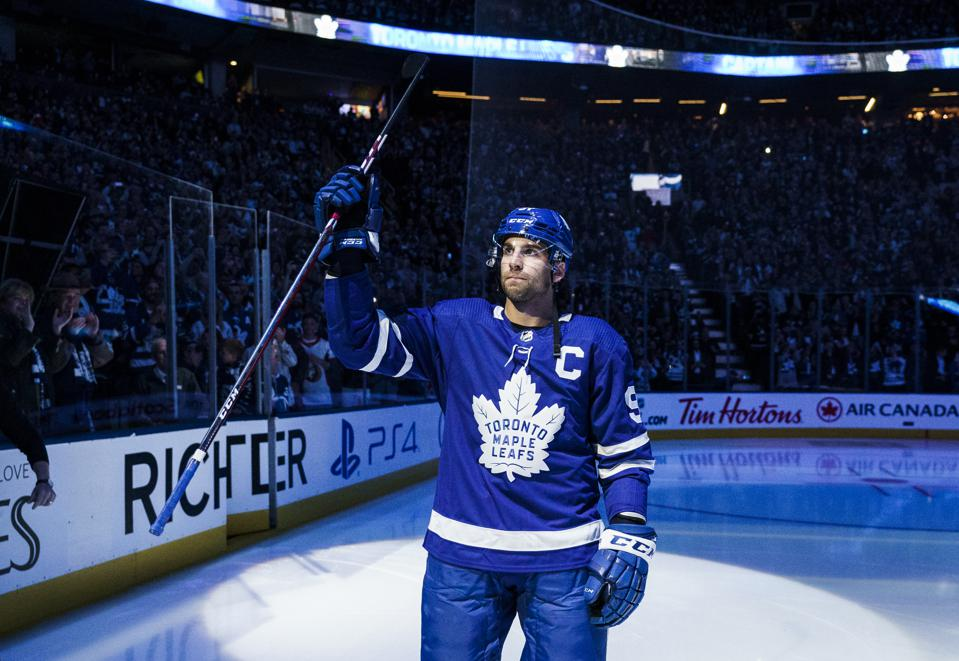 Maple Leafs Name The Right Captain, At The Right Time, In The Right Way