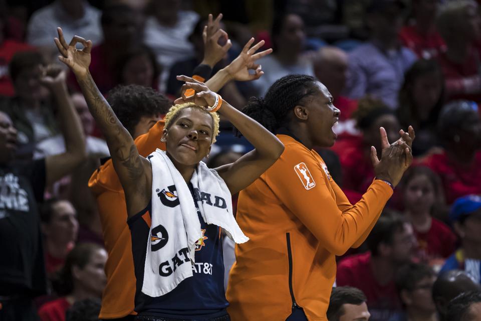 Despite WNBA Finals Loss, The Connecticut Sun Are Just Getting Started