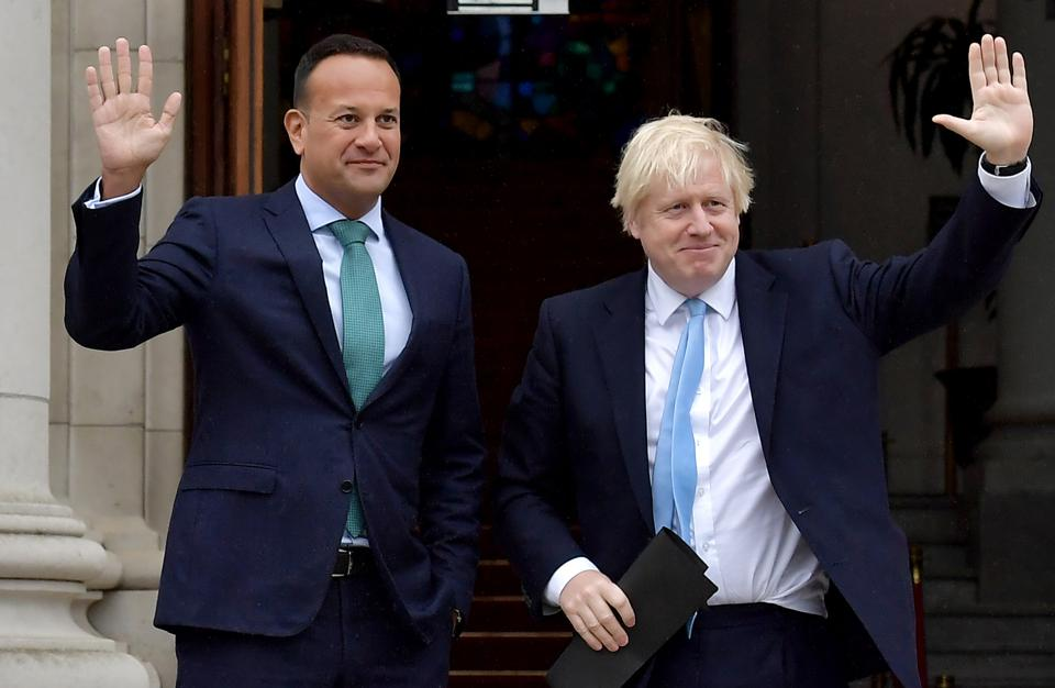 Brexit Back On As Boris Gives In On Northern Ireland Backstop