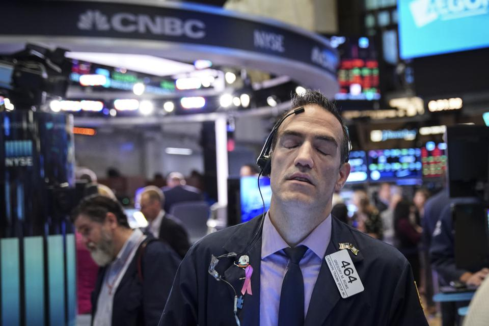 Markets Open After Dropping Over 500 Points Previous Day
