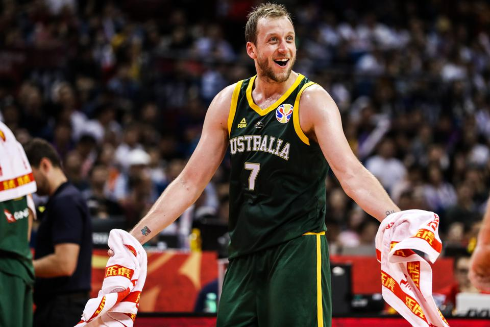 France v Australia: Group L - FIBA World Cup 2019