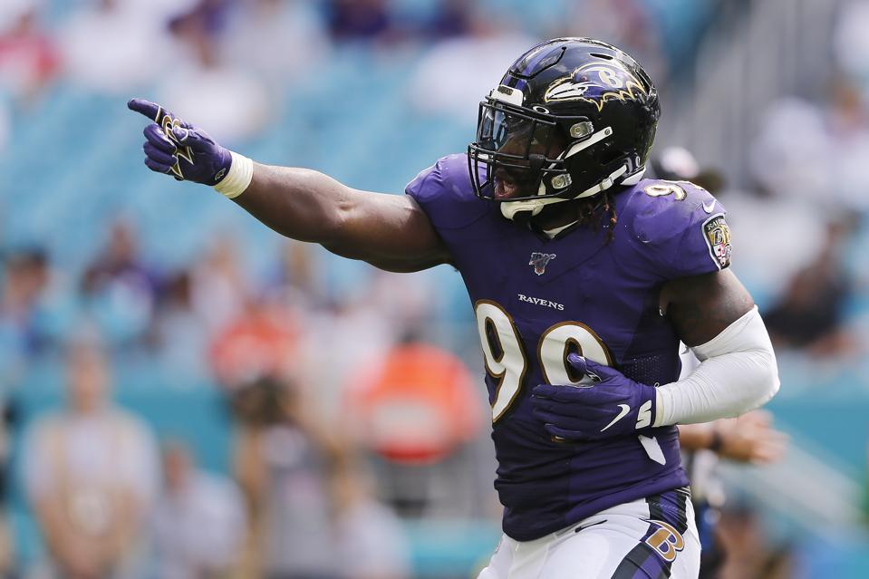 Ravens Should Make Every Effort To Keep Matthew Judon