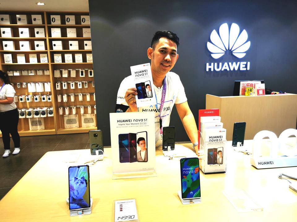 Huawei Store In Manila