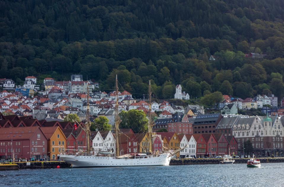 Bergen Norway destination euorpe clean green