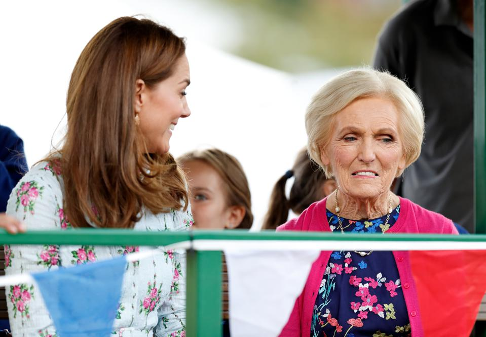The Duchess Of Cambridge Attends ″Back to Nature″ Festival